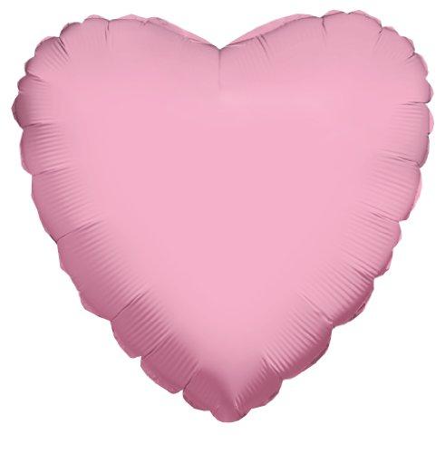 Betallic F10009H - Folienballon 18 Zoll - Herz, rosa