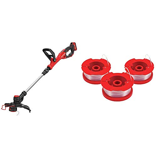 Why Choose CRAFTSMAN CMCST900D1 V20 Cordless WEEDWACKER String Trimmer/Edger - Automatic Line Advanc...