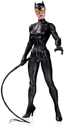 mejor calidad mejor precio DC Collectibles DC Comics Designer Action Action Action Figures Series 2  Catwoman Figure by Greg Capullo by DC Collectibles  gran venta