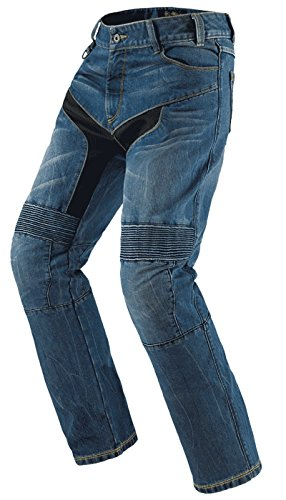 Spidi motorbroek Furious Denim Jeans Superstone Wash J10-110 - 38