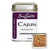 Cajun Gewürz - scharfe Amerikanisch-Französische Gewürzmischung 75 Gramm   Fa. BenCondito