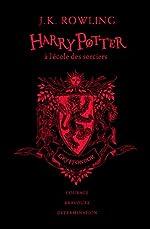 Harry Potter, I:Harry Potter à l'école des sorciers - Gryffondor de J. K. Rowling