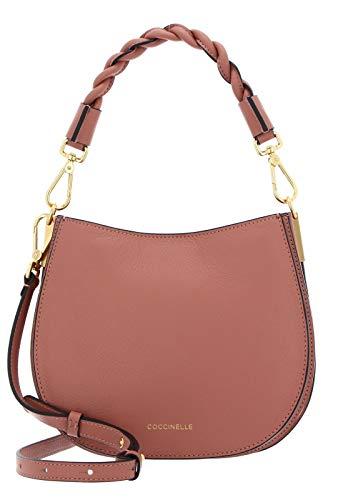 Coccinelle Arpege Top Handle Bag Litchi/Powder Pink