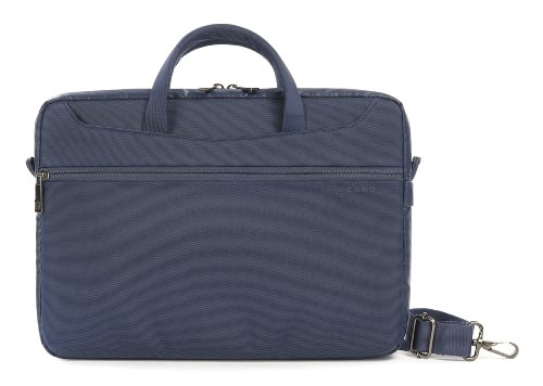 Tucano-Slim bag, in two-tone fabric. Ideal for carrying your 13' MacBook Air or Pro, or 13'...