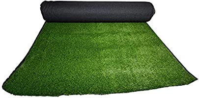 YATAI 20mm Artificial Grass Carpet - Indoor Outdoor Garden Lawn Landscape Synthetic Grass Mat - Realistic & Thick Turf...