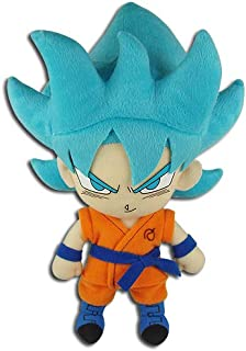 Great Eastern Entertainment Dragon Ball Super-SSGSS Goku 01 Plush 8