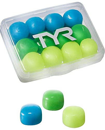 TTYR Kids' Soft Silicone Ear Plugs - 12 Pack