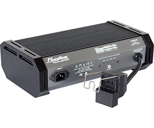 Phantom PHB2010 II 1000W Digital Ballast, Black