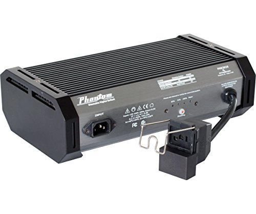 Phantom PHB2010 II 1000W Digital Ballast, Black