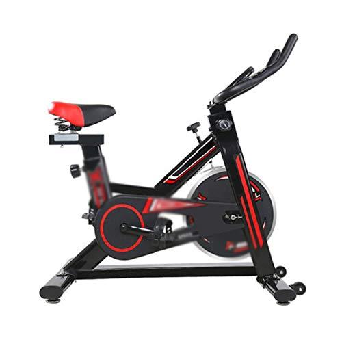 DJDLLZY Bicicleta de ejercicio interior para el hogar Bicicleta de ejercicio interior Bicicleta de ejercicio de bicicleta de ejercicio Pedal