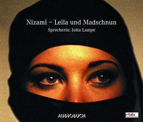 Leila und Madschnun. 5 CDs.