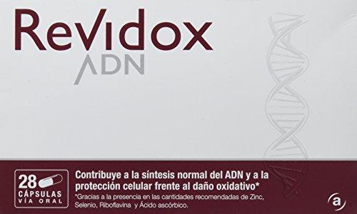 Actafarma Revidox ADN Complemento Alimenticio, 28 Capsulas
