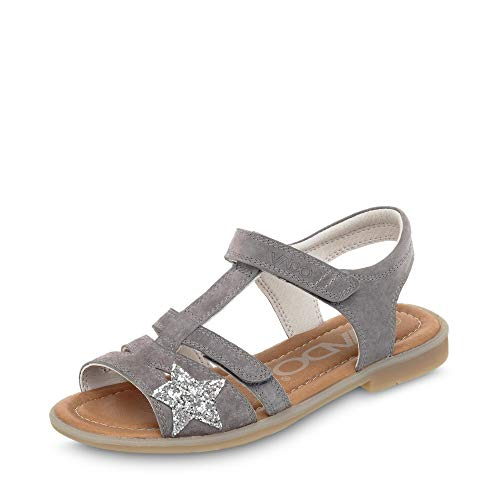 VADO Footwear GmbH 98202-425 - Sandale Grau Gr. 38