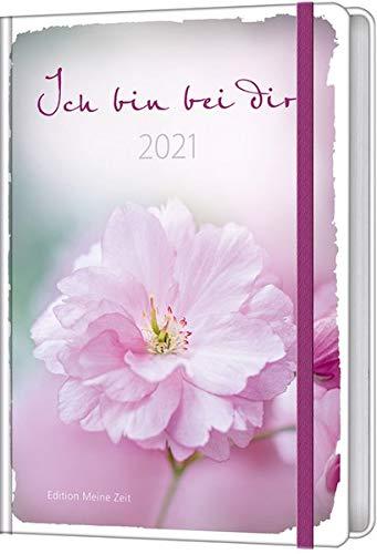 Ich bin bei dir 2021 - Taschenkalender: Meine Zeit Edition