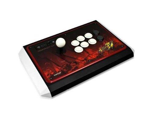 Saitek Street Fighter IV Tournament Edition Stick PS3 - Volante/mando (Gamepad, PC, Playstation 3, Alámbrico)