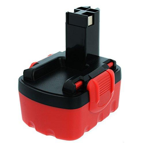 Batería para herramientas Batería 14,4V 2,0Ah 2000mAh para Bosch Atornillador broca 1661/2607335264
