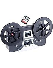 Somikon escáner de película Super 8 – Normal 8 Incluye Tarjeta SD de 32 GB y Puro de vídeo Instrucciones