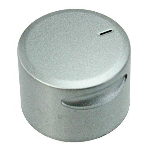 BEKO Ofen Einstellknopf/Herd Schalter (Silber)
