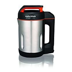 Soup makers - blenders that make hot soups