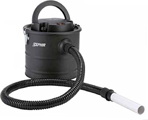 Zephir ZHV81, Aspiracenere a bidone