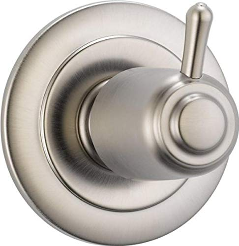 Delta Faucet 3-Setting Shower Handle Diverter Trim Kit, Stainless T11800-SS, 2.75 x 4.50 x 2.75 inches