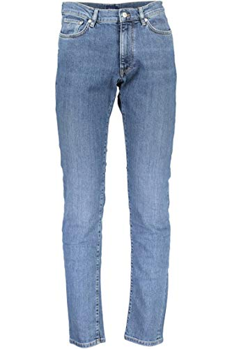 GANT Slim Jeans Vaqueros Hombre
