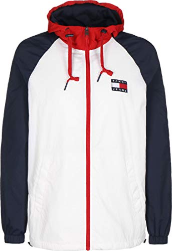 Tommy Jeans TJM Colorblock Zipthrough - Chaqueta