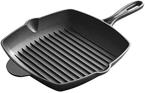 Pan 26cm Premium Antiadherente de la Plancha Pan de Gas, inducción eléctrica...