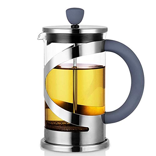 Fantastic Prices! French Press Coffee Maker, Tea Maker French Press Pot Coffee Pot Filter Portable B...