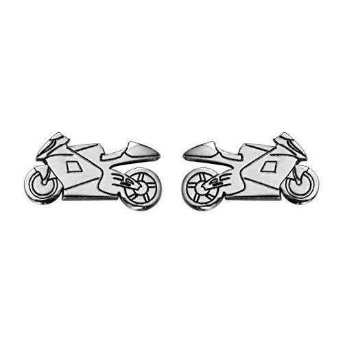 1001 Bijoux-Hebilla de sujeción, rodiado para hombre, diseño de moto de carretera
