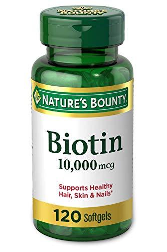 9. Nature's Bounty