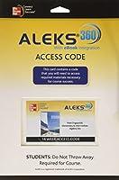 Aleks 360 Access Card 18 Weeks for Elementary and Intermediate Algebra