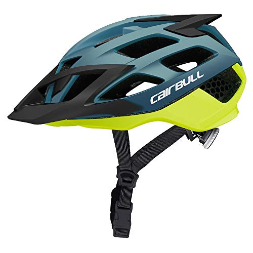 Cairbull Aerodinámica Casco de Bicicleta Carretera Montaña, Unisex Adulto,Ajustable M 52-57 cm...