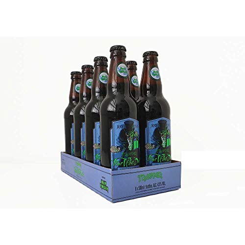 Iron Maiden Trooper Fear of The Dark Stout, 500 ml (pack of 8)