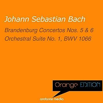 Orange Edition - Bach: Brandenburg Concertos Nos. 5, 6 & Orchestral Suite No. 1, BWV 1066