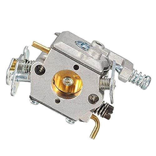 Fifet Carburador Carb de Plata, por Craftsman Motosierra Walbro WT-89 891