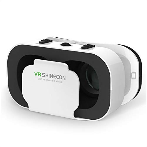 VR Headset Compatible with All 3-6 Inch Smartphones-Virtual Reality...