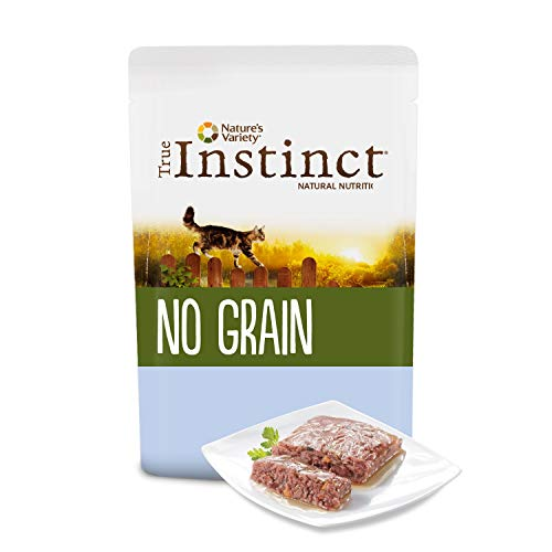 True Instinct No Grain Paté de Selección de Pescado para Gatos 70 gr - Pack de 8
