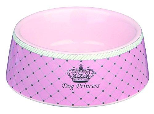 Trixie 24581 Dog Princess Keramiknapf, 0,18 l/ø 12 cm, rosa