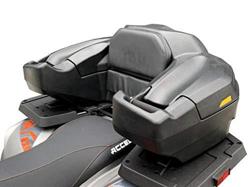 Quad ATV Koffer Box Gepäckbox mit Sitz & Griffe TGB Blade 550 600 1000 Cargo