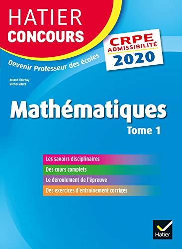 Mathématiques tome 1