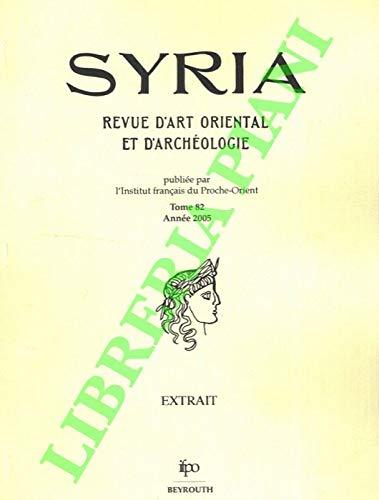 Da Kaprotabis ad Angera. L'epigrafe funeraria di un siriano ai piedi delle Alpi.