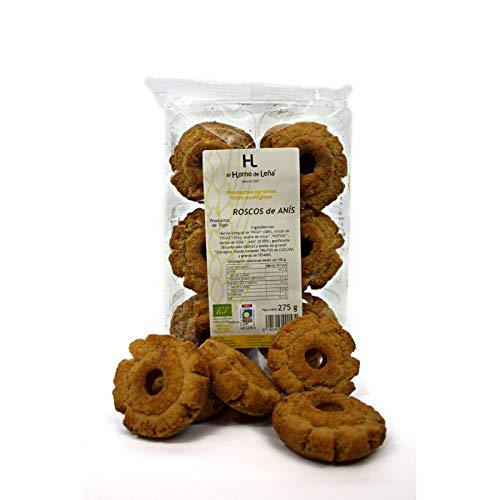 Horno de Leña Cookies De Kamut Naranja Eco 270 g