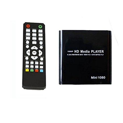 Malloom® 1080P Mini HDD Media ...