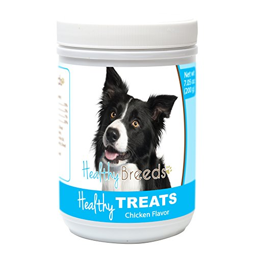Healthy Soft Chewy Dog Treats for Border Collie - Over 80 Breeds - Tasty...