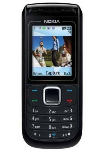 Nokia 1680 Classic Téléphone portable EGSM 900/1800 Photo / vidéo Classic Black
