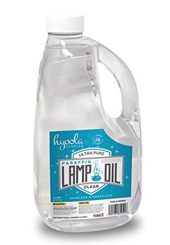 Hyoola Pure - Aceite para lámpara (2 litros)