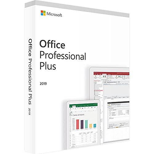 Office Professional Plus 2019 Key Licenza elettronica / spedizione Immediata / Fattura / Assistenza 7 su 7