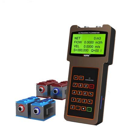 Ultraschall-Durchflussmesser TUF2000H