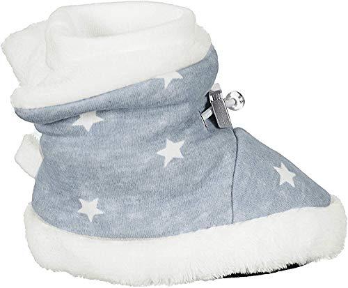 Sterntaler Baby-Schuh Stiefel, Blau (Himmel 323), 16 EU